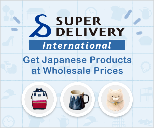 SUPER DELIVERY International Get Japanese Products at Wholesale Prices
