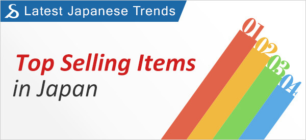 Top Selling Items in Japan