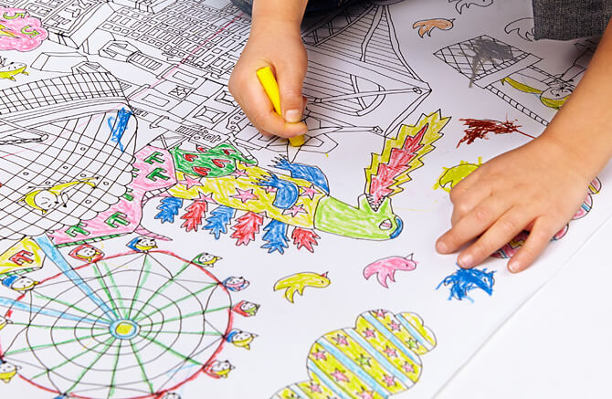 NuRIE, coloring picture