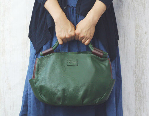 Popular Japanese Bag Brands Diu leather
