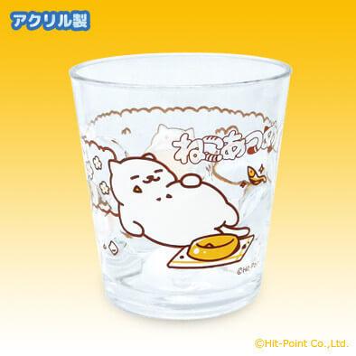 Nekoatsume Acrylic Cup
