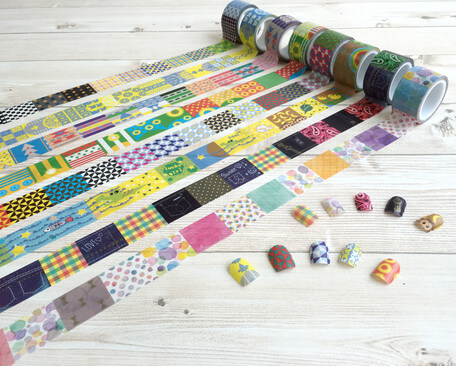 World Craft Washi Tape