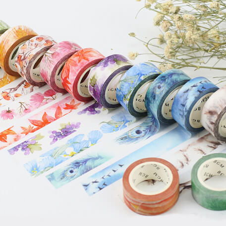 BGM Beautiful Washi Tape