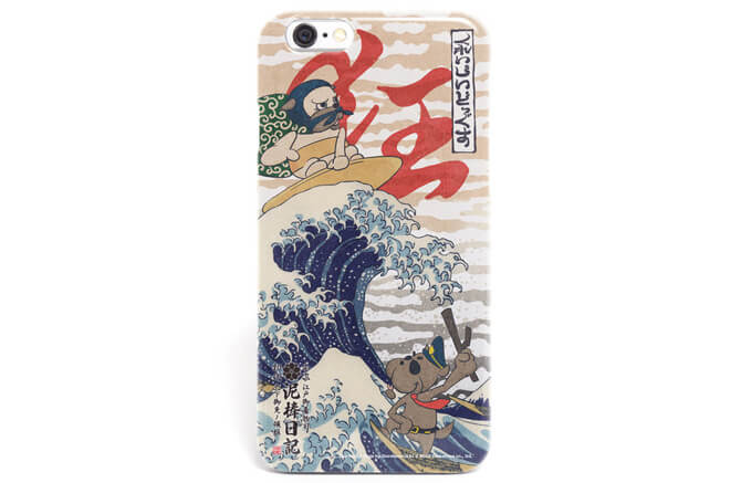 Japanese Graphic Smartphone Cover