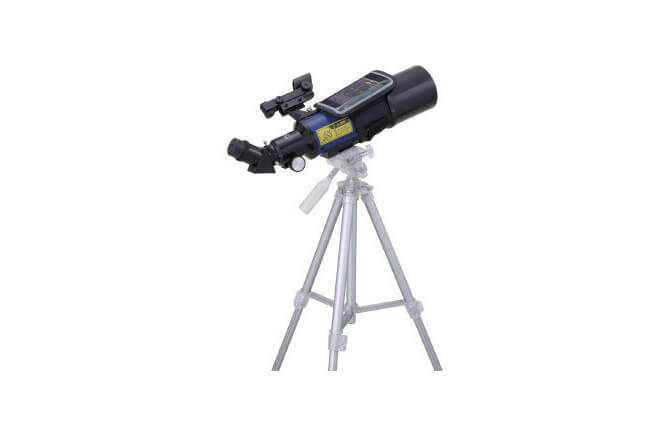 Telescope with Smartphone