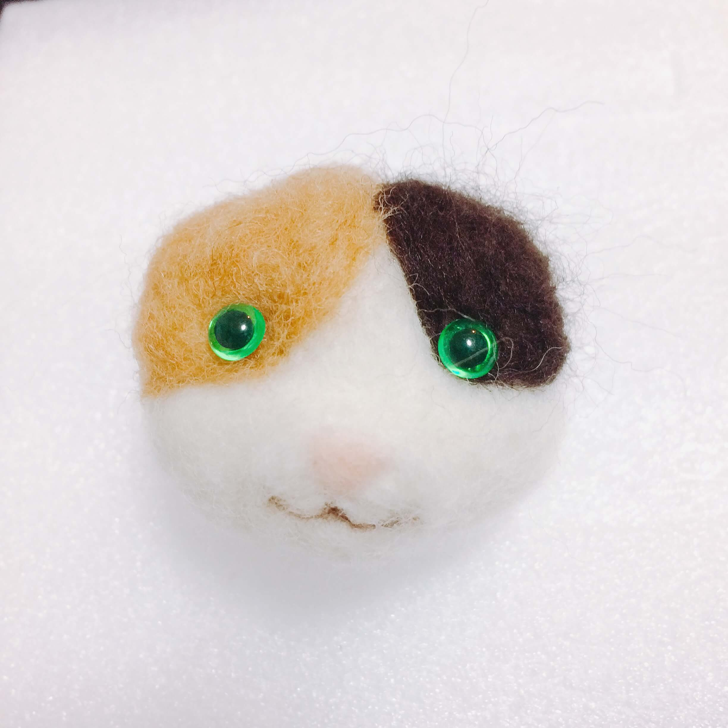 Japanese needle felting