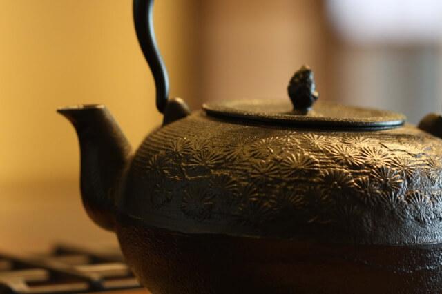 Nambu Tekki Japanese iron ware