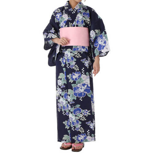 Japanese popular Yukata Patterns