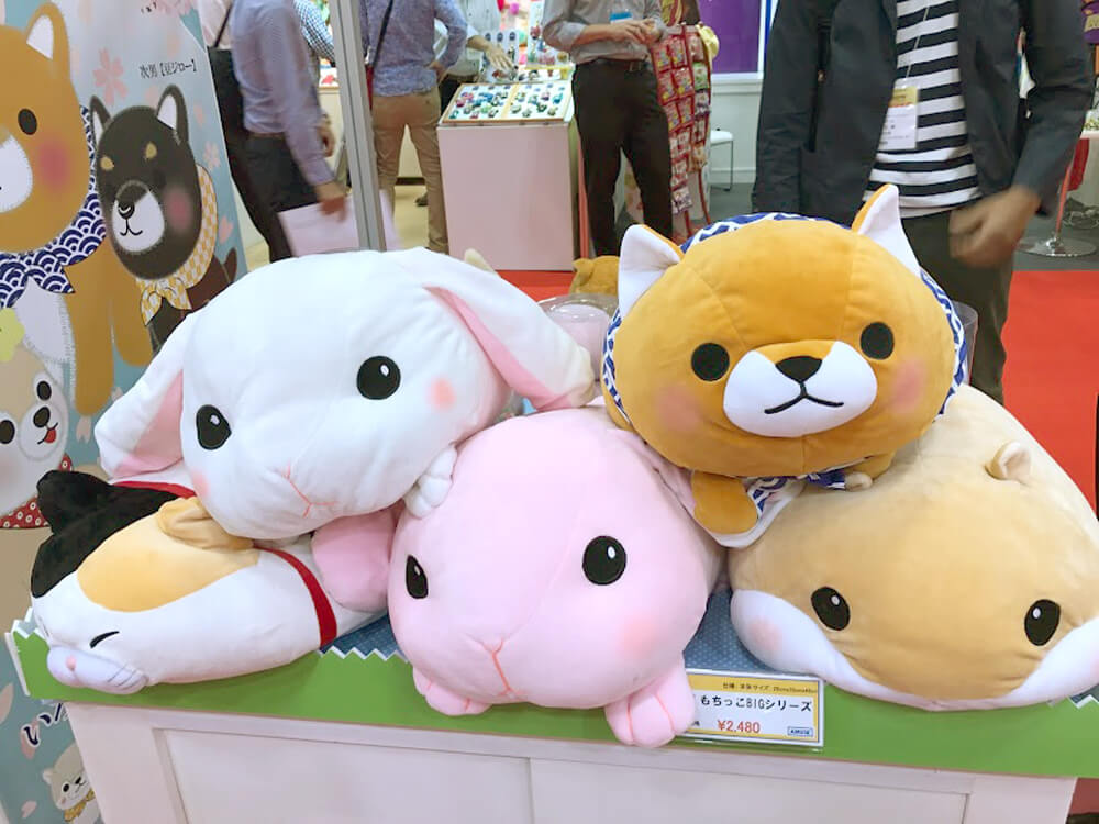 Japanese Kawaii plush toy manufacturer, Amuse