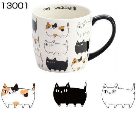 Japanese cat items  2017