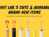 LIHIT LAB.'s Cute & Adorable Brand New Items