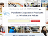 How to get Japanese product at the wholesale price.