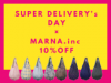 【Video】Japanese creative items MARNA.inc 10% OFF discount event