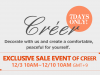 [Exclusive Sale Event] Fascinating Interior Products From CREER (2019/12/3 10am ~12/10 10am GMT+9)